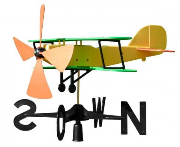samolot wiatrowskaz